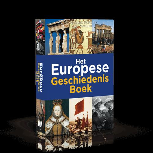 Het Europese Geschiedenis Boek-198