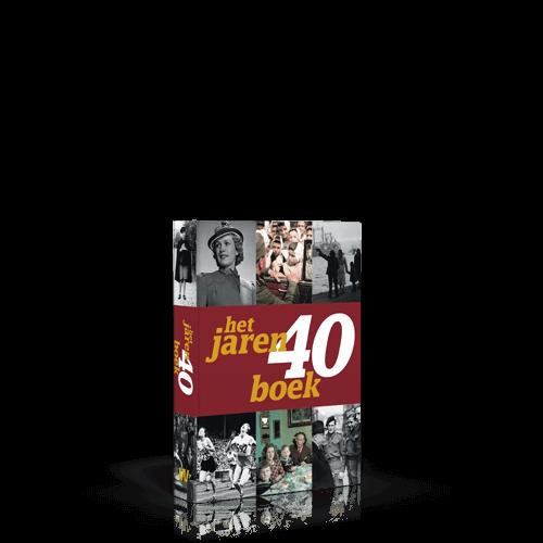 Het Jaren 40 Boek-328