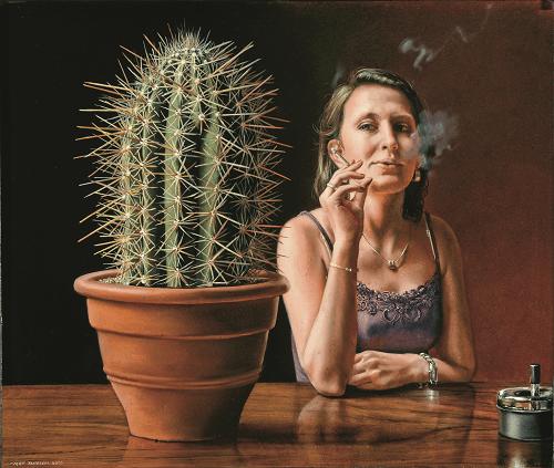 Evert Thielen - Het schilderij als podium-2210