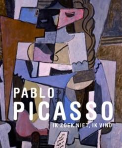 Pablo Picasso. Ik zoek niet, ik vind-603