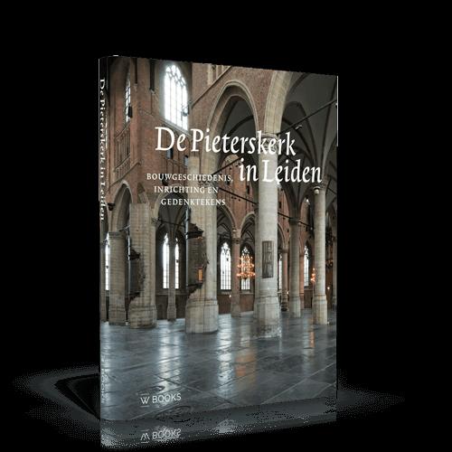 De Pieterskerk in Leiden-771