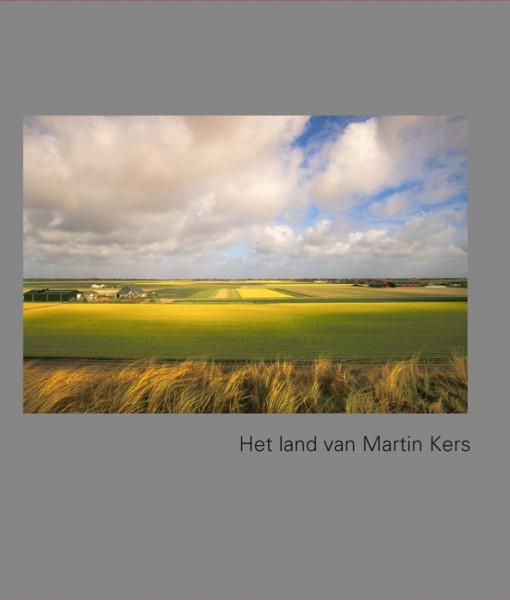 Het land van Martin Kers (omslag Weiland)-855