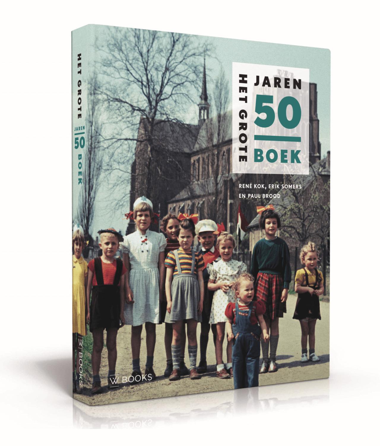 Het Grote Jaren 50 Boek | 2de druk-911