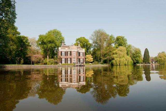 De buitenplaats en het Nederlandse landschap   2de druk-896