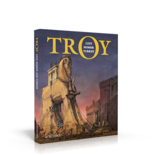 Troy   City, Homer and Turkey