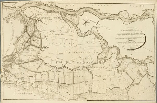 Historische atlas van de Biesbosch-1088