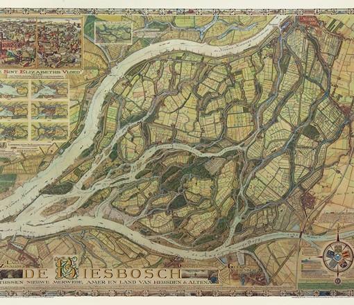Historische atlas van de Biesbosch-1089