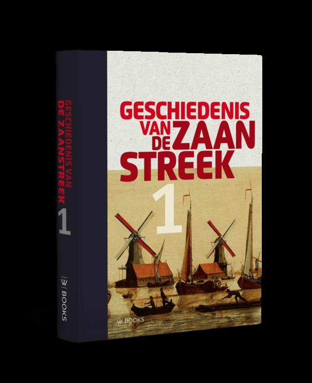 Geschiedenis van de Zaanstreek (set van twee delen)-1068