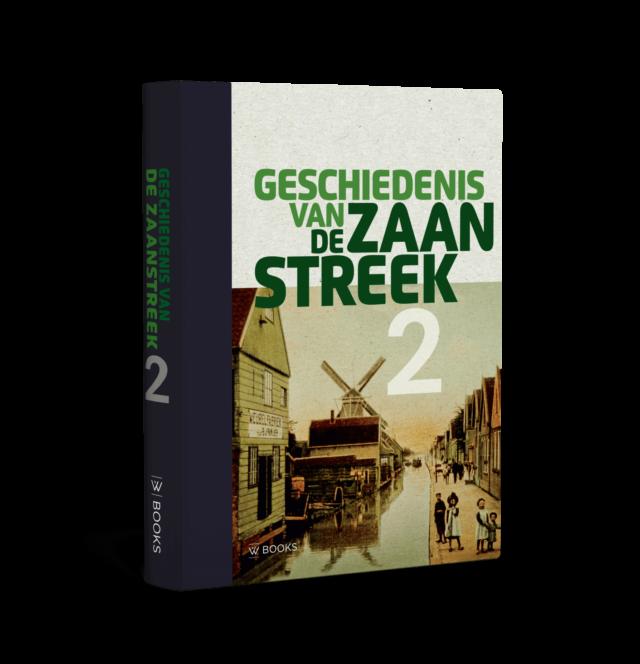 Geschiedenis van de Zaanstreek (set van twee delen)-1067