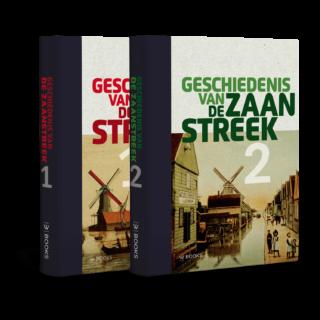 Geschiedenis van de Zaanstreek (set van twee delen)-1063