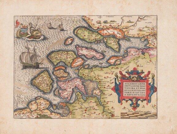 Geschiedenis van Zeeland deel 1-1059