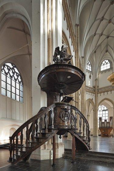 De Sint-Eusebiuskerk te Arnhem-1168