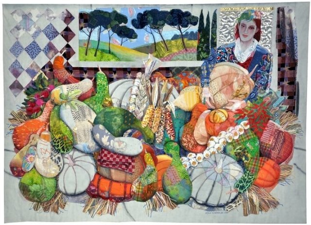 Art quilts in Nederland-1154