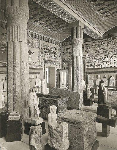 Kabinetten, galerijen en musea-1258