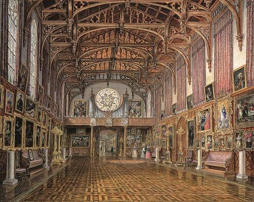Kabinetten, galerijen en musea-1256