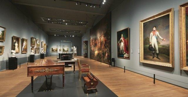 Kabinetten, galerijen en musea-1254