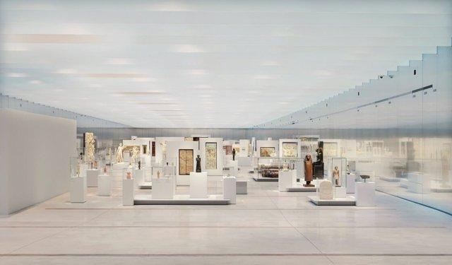 Kabinetten, galerijen en musea-1253