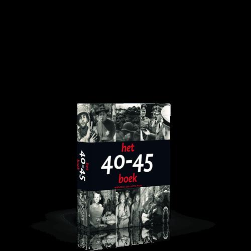 Het 40-45 boek | 5de druk-1375