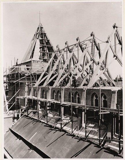Kerkkappen in Nederland 1800-1970-1356