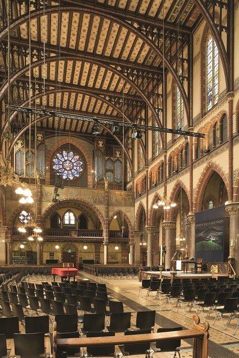Kerkkappen in Nederland 1800-1970-1354