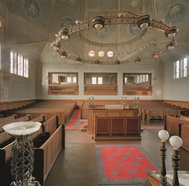 Kerkkappen in Nederland 1800-1970-1355