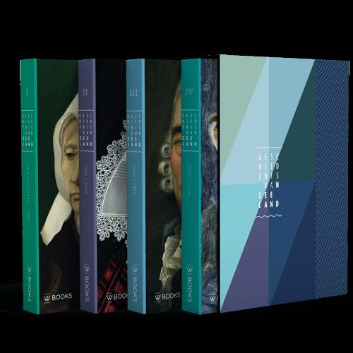 Geschiedenis van Zeeland complete set-1516