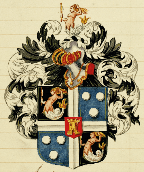 Wapenregister van de Nederlandse adel-1568
