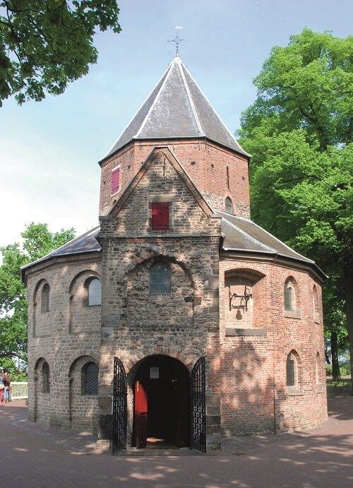 Karel de Grote in Nijmegen-1549