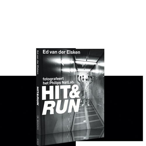 Hit & Run | Ed van der Elsken fotografeert het Philips NatLab