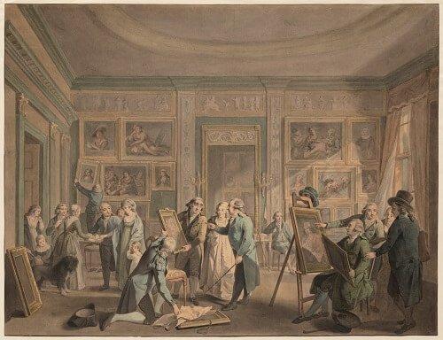 Adriaan de Lelie (1755-1820)-2234