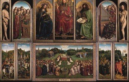 Schilderkunst in de Bourgondische Nederlanden-2192