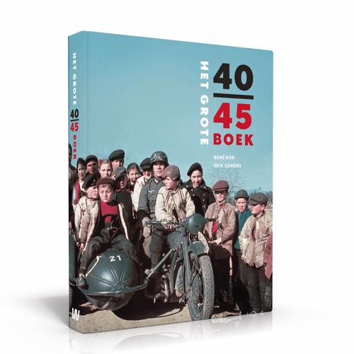 Het Grote 40-45 boek | 2de druk-2289