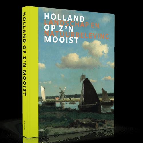 Holland op z'n mooist (omslag Jan Weissenbruch)-2344