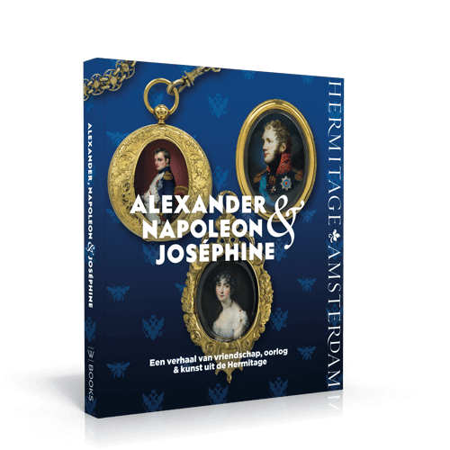 Alexander, Napoleon & Joséphine -2380