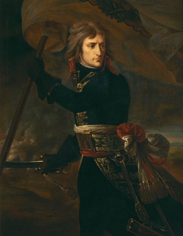 Alexander, Napoleon & Joséphine -2378
