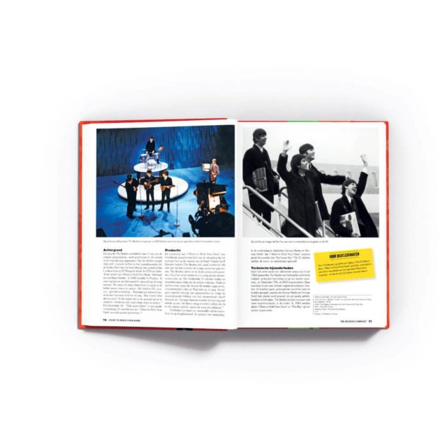 The Beatles compleet -2588