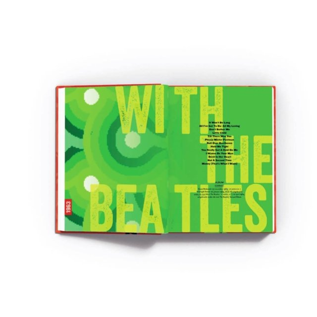 The Beatles compleet -2591
