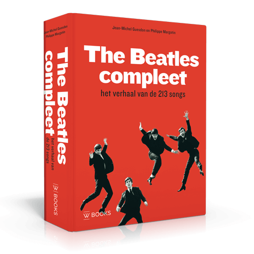 The Beatles compleet -2498