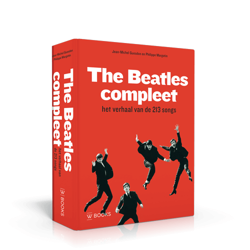 The Beatles compleet -2499