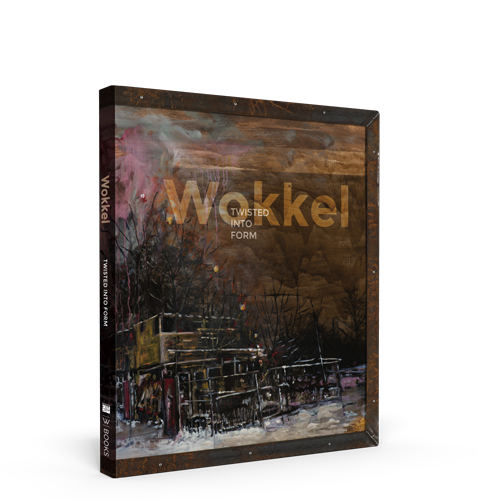 Wokkel | Twisted into form