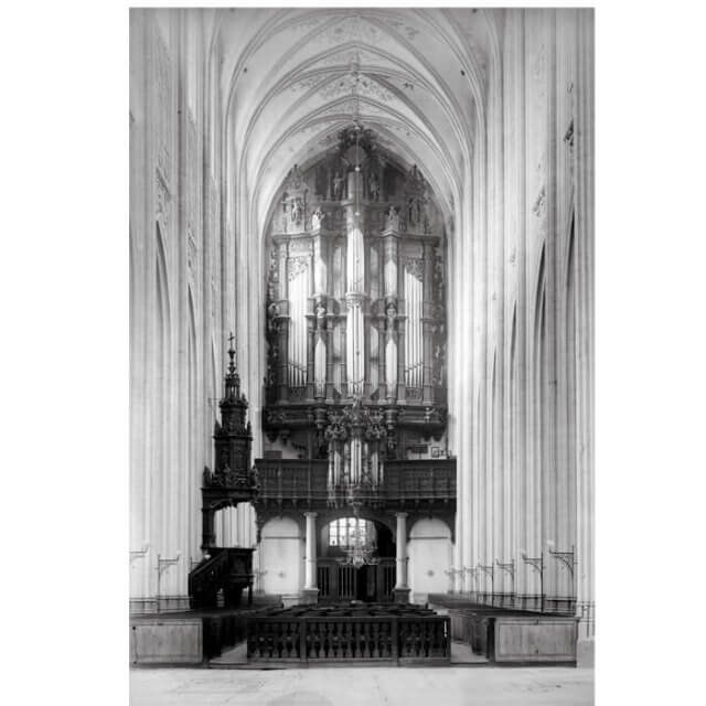 Het groot orgel van de Sint-Janskathedraal | De Nachtwacht van 's-Hertogenbosch