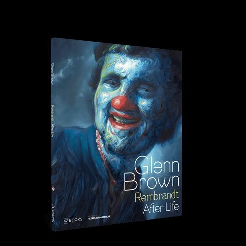 Glenn Brown   Rembrandt After Life