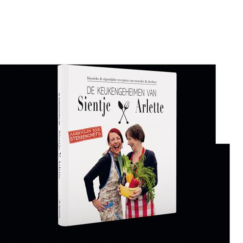 De keukengeheimen van Sientje & Arlette