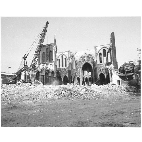 verdwenen kerken van Noord-Brabant