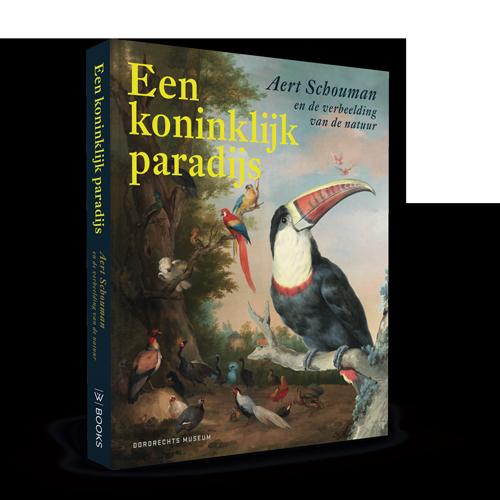Een koninklijk paradijs | Aert Schouman en de verbeelding van de natuur