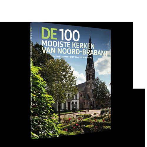 De 100 mooiste kerken van Noord-Brabant