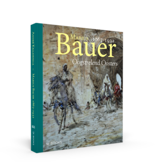Marius Bauer 1867-1932 | Oogstrelend Oosters