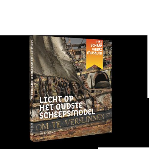 Licht op het oudste scheepsmodel | Interdisciplinair onderzoek naar een raadselachtig museumstuk
