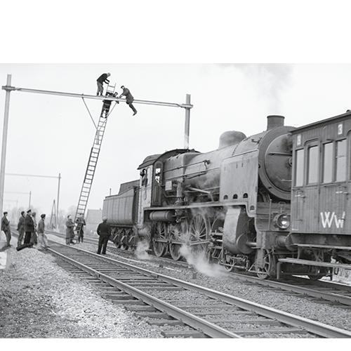 De laatste stoomlocomotief – Hoe de stoomtractie van het Nederlandse spoor verdween
