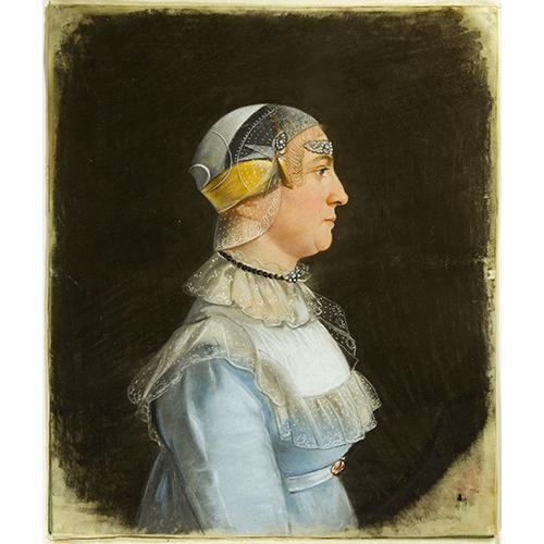 Pastels - het pastelportret in Nederland